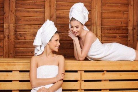 Entree met naar keuze lunch en/of diner bij Sauna & Beauty De Veluwe in Lunteren