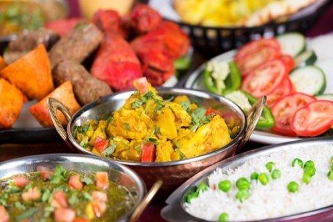 Onbeperkt Indiaas eten voor 1 - 6 personen bij Namaskar