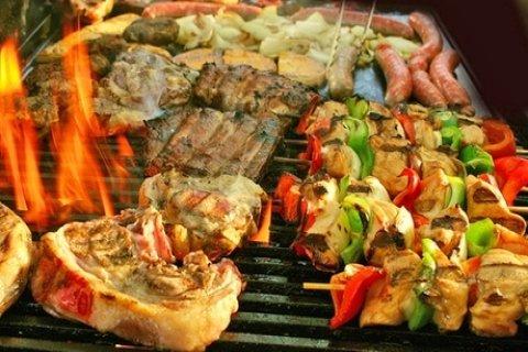 Mixed-grill voor 2-6 personen bij Alfanos Restaurant in Rotterdam Zevenkamp
