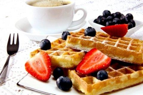 Wandelroute met een luxe lunch, koffie/thee en een wafel bij De Appelsche Hof (vanaf 2...