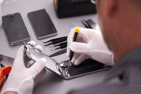 Schermreparatie of batterij vervangen voor je iPhone bij You Mobile in hartje Nijmegen of...