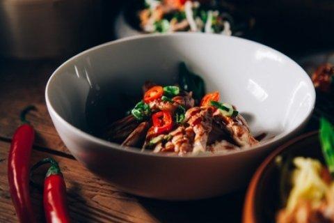 Korenmarkt: 4-gangen Aziatisch shared-dining voor 2-6 personen bij Barley's Oriental...