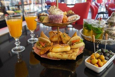 Arabische high tea voor 2-4 personen bij Tajine in Groningen