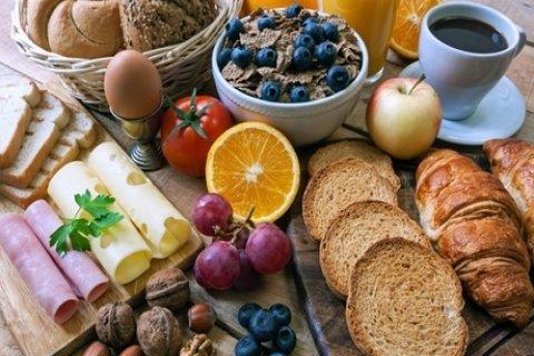 Ontbijt deluxe bij Grand Café La Porte in Maastricht in Winkelcentrum Brusselse Poort