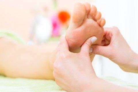 Voetmassage en/of pedicure-behandeling bij Berthe Sibma Lichaam en Geest in Elst