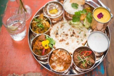 Indiase rijsttafel naar keuze bij India Port in Amstelveen (vanaf 2 personen)