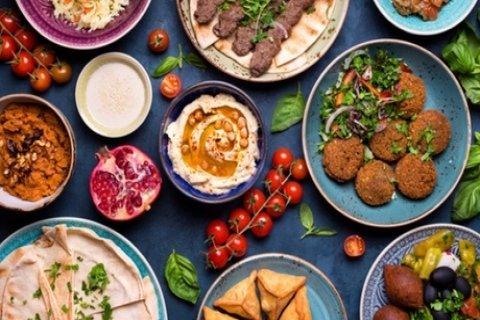 Libanees tapasmenu bij La Mezza in hartje Groningen